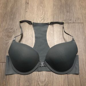 Jessica Simpson Bra Racerback Snap Front Seamless